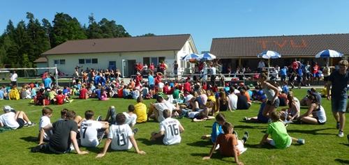 BW-Schulsportmeisterschaften in Unterhaugstett