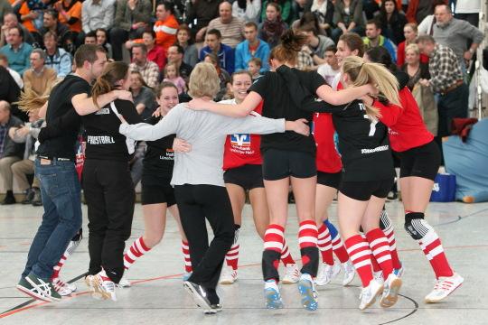 Faustball Deutsche Meisterschaft Frauen 2012/13