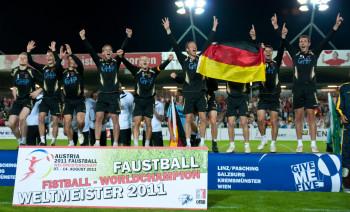 Weltmeister Deutschland 1