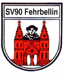 Vereinswappen SV 90 Fehrbellin
