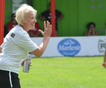 Silke Eber - Bundestrainerin