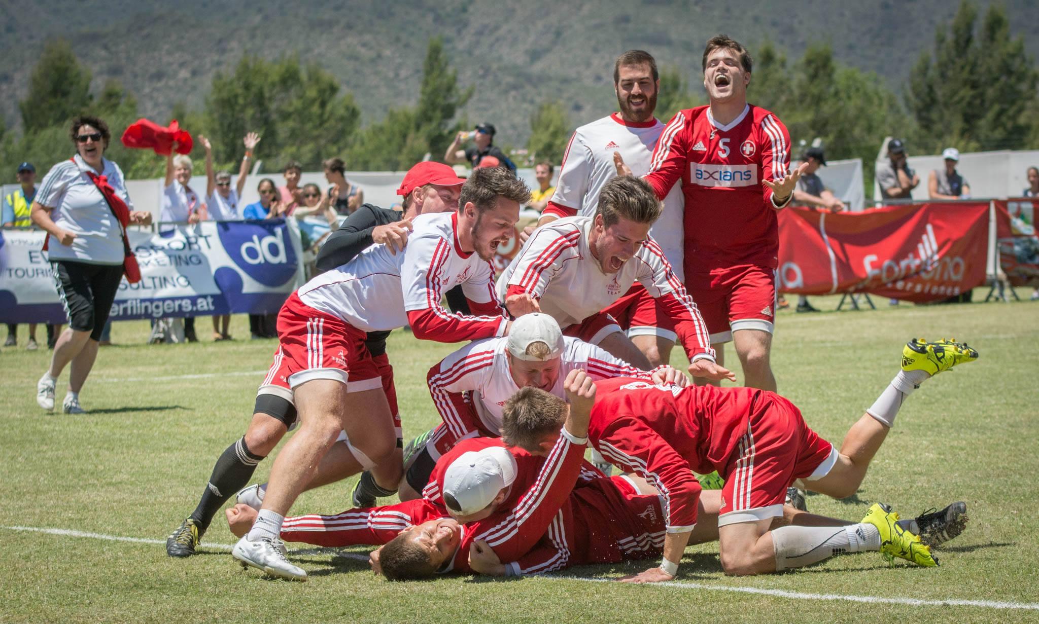 Die Schweiz steht im WM-Finale (Foto: DFBL/Schönwandt)