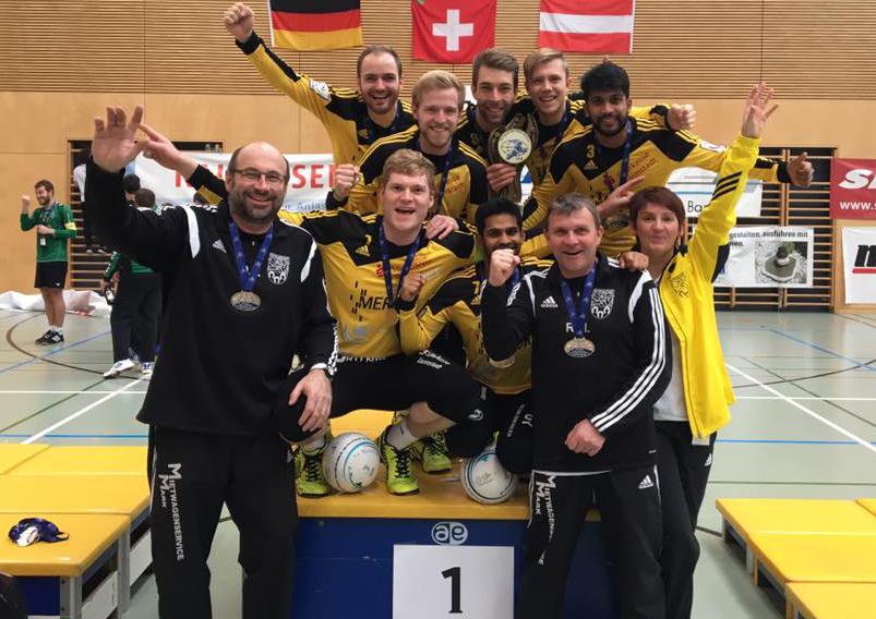 Europacupsieger 2016: TSV Pfungstadt!