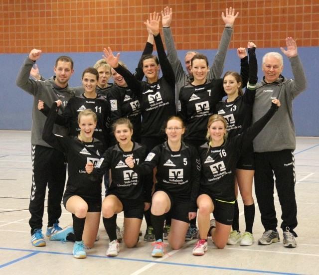 Aufsteiger TSV Bardowick feiert die nächsten Punkte. (Foto: facebook.com/TSVBardowick