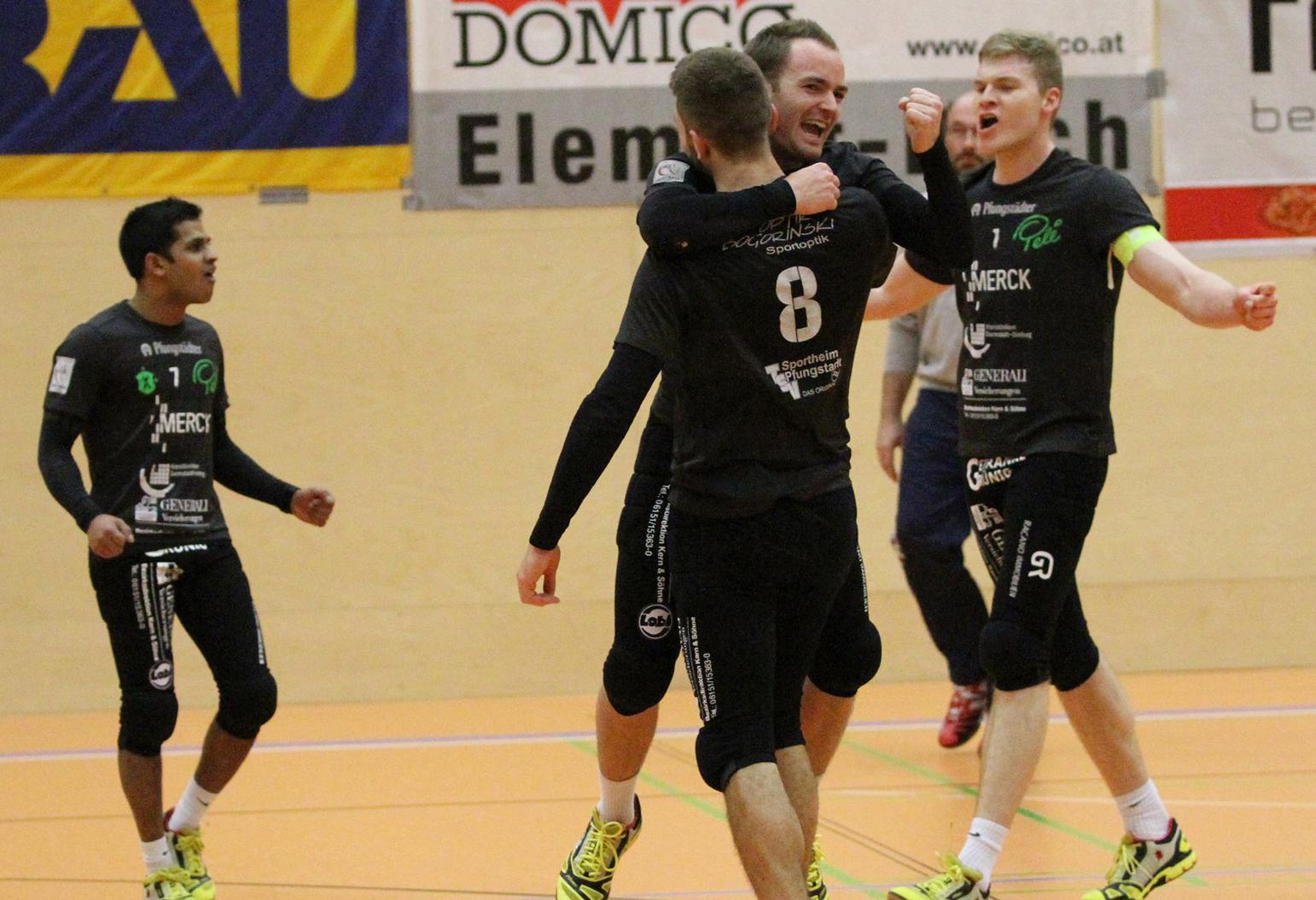 Darf Pfungstadt am Sonntag den dritten EC-Titel in Folge bejubeln? (Foto: GF Grieskirchen/Pötting)