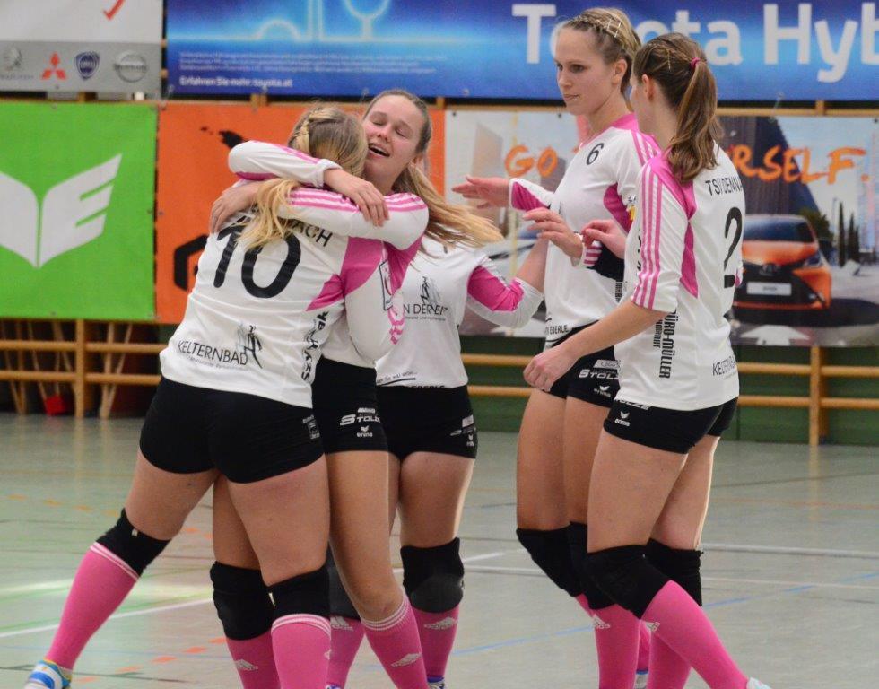 Dennachs Frauen bejubeln den Einzug ins Europacup-Finale (Foto: Norbert Gahleitner)