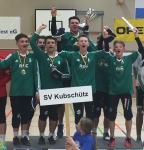 U16 DM SV Kubschütz Siegerehrung-2016-crop