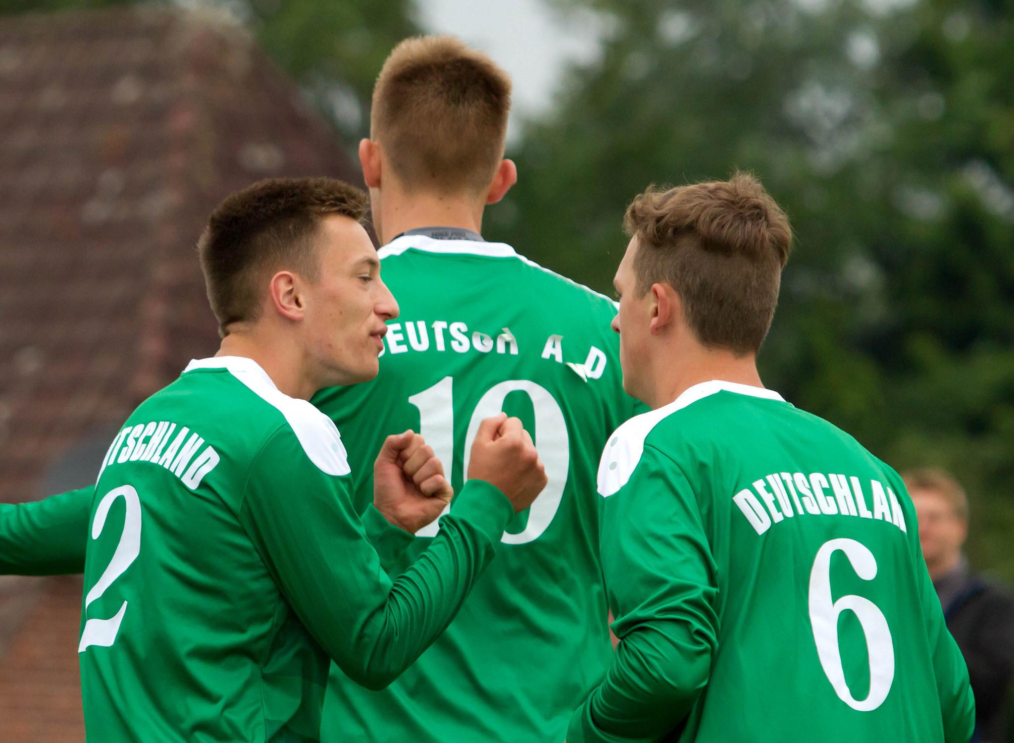 Die U18-WM steigt vom 20. bis 24. Juli in Eibach. (Foto: faustballbilder.de/Kadgien)