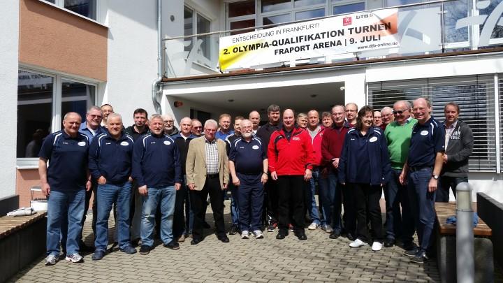 Der DFBL Hauptausschuss in Alsfeld