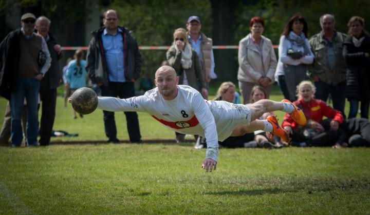 Jens Höppner vom TK Hannover (Foto: DFBL/Schönwandt)