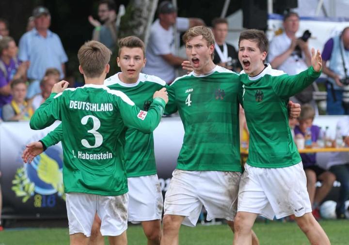 U18-Weltmeister 2016: Deutschland! (Foto: DFBL/Stöldt)