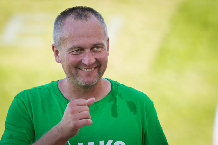 Bundestrainer Olaf Neuenfeld (Foto: DFBL/Schönwandt)