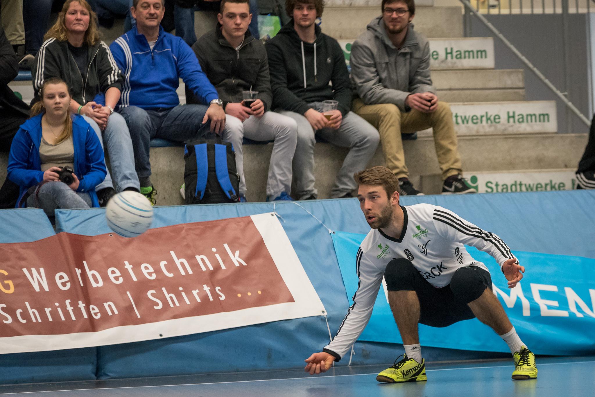 Käfertal-Rückkehrer Nick Trinemeier - hier noch im Trikot des TSV Pfungstadt - nimmt die Liga-Teams unter die Lupe (Foto: DFBL/Schönwandt)