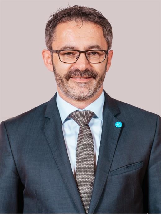 DTB-Präsident Dr. Alfons Hölzl (Foto: DTB)