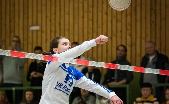 Ahlhorns Pia Neuefeind (Foto: DFBL/Harder)