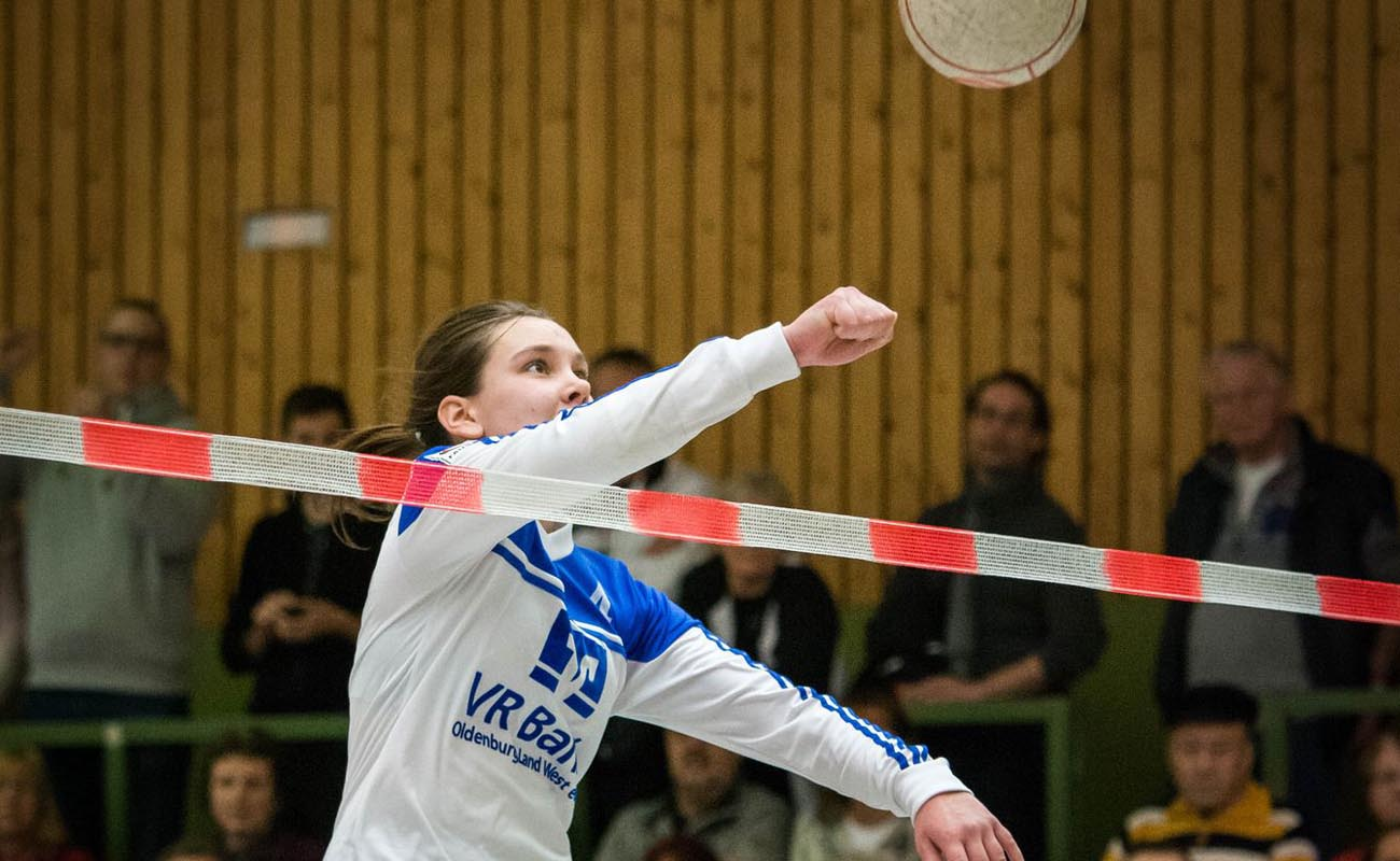 Ahlhorns Pia Neuefeind (Foto: DFBL/Harder)