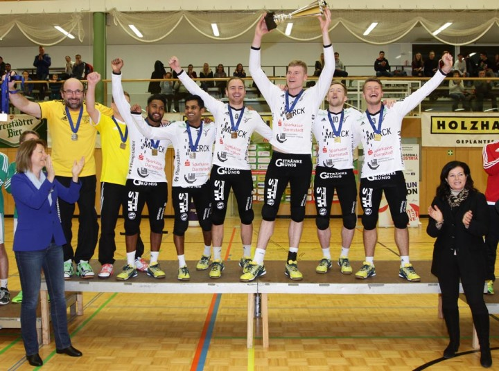 Champions Europas: TSV Pfungstadt (Foto: Compact Freistadt)