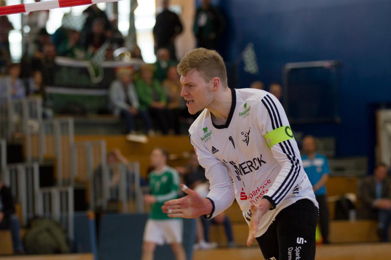 Patrick Thomas und sein TSV Pfungstadt stehen wieder im Endspiel (Foto: DFBL/Stöldt)