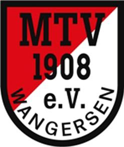 MTV Wangersen 1908 NEU