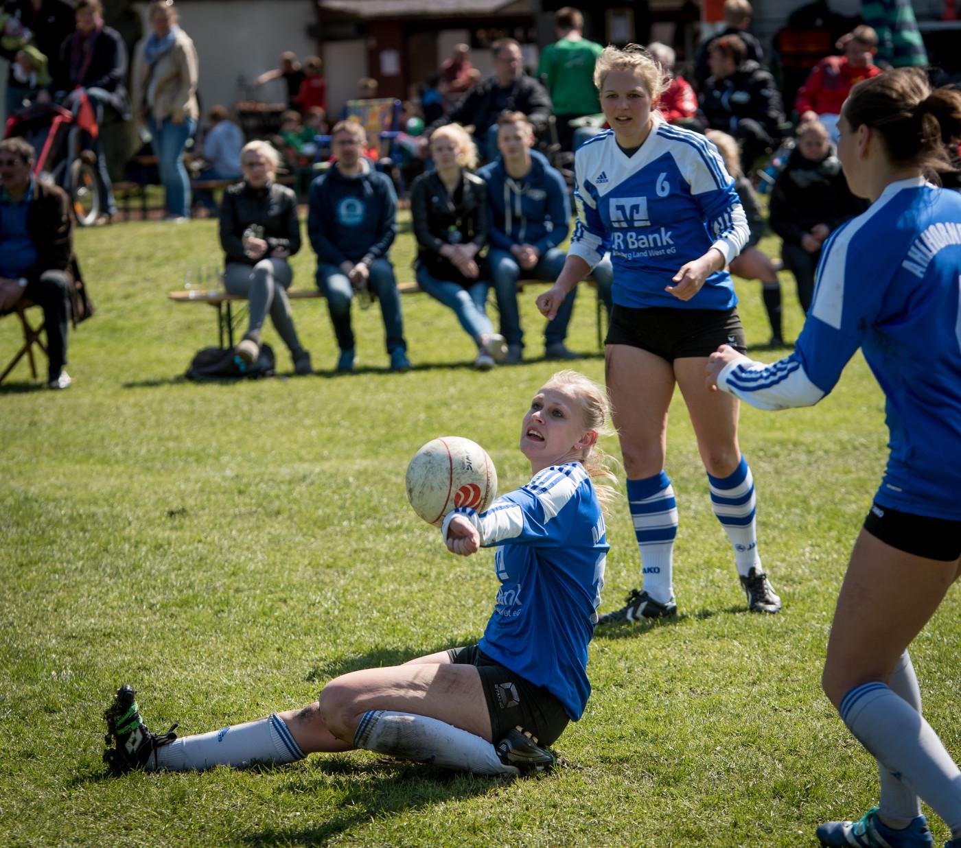 MIt dem Sieg beim TKH-Turnier im Rücken startet der Ahlhorner SV in die Liga. (Foto: DFBL/Schönwandt)