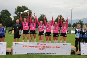 EFA 2017 Women's European Champions Cup Jona