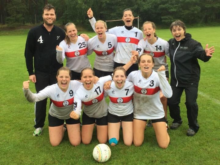 Bundesliga-Jubel, Teil 2: Aufsteiger TK Hannover
