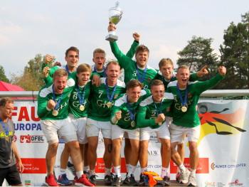 EFA Mens U21 European Championship 2017 Faustball Europameisterschaft U21 2017 26./27. August 2017, Calw Sieger: Deutschland