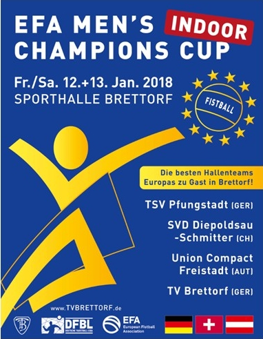 Men's Champions Cup 2018