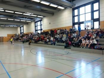 Volle Halle bei Freikarten-Aktion in Schneverdingen (Foto: Neuenfeld)