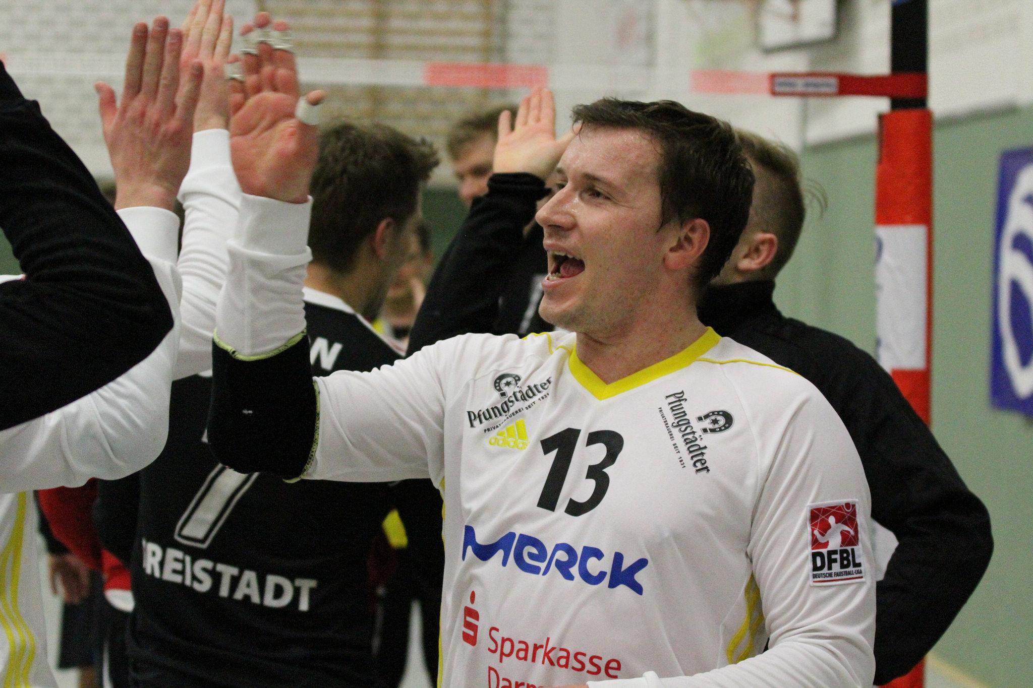 Steve Schmutzler steht im Champions-Cup-Finale (Foto: Uwe Spiele)