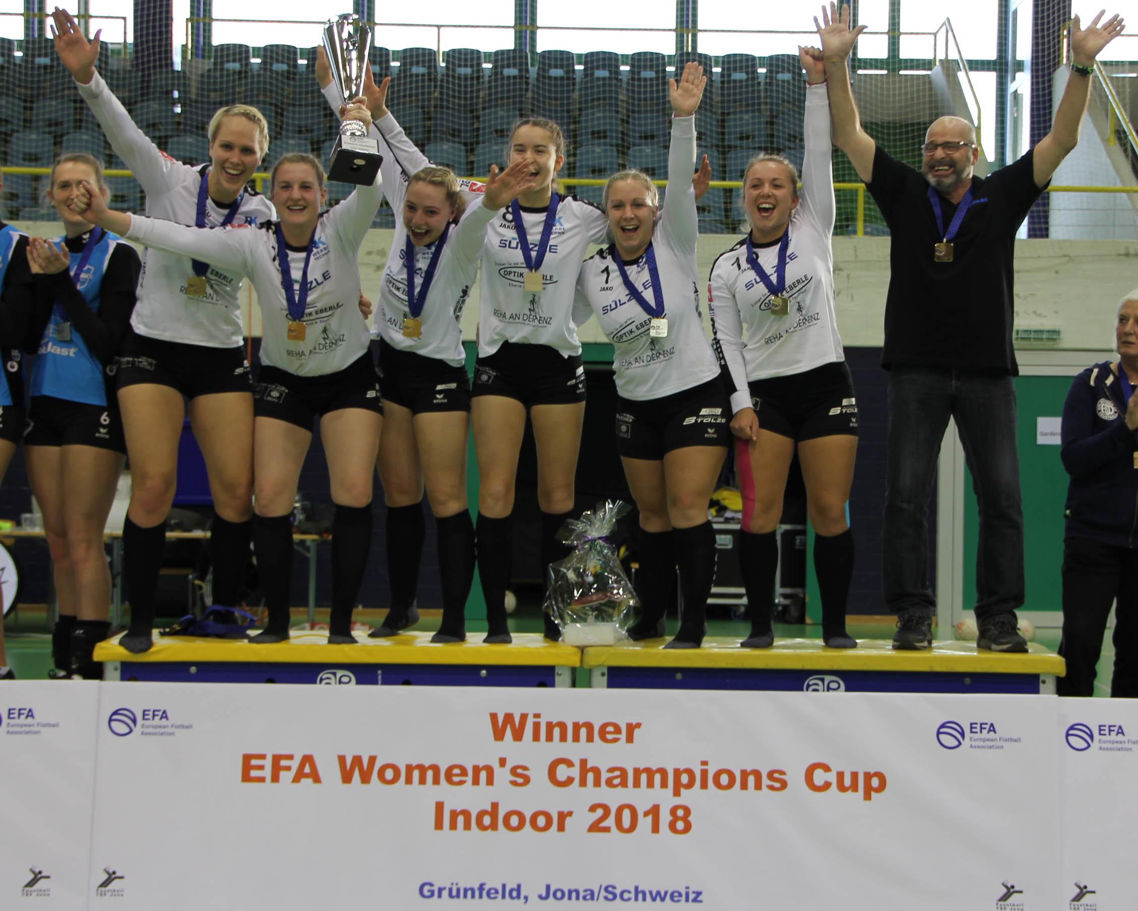 Europas Champions: TSV Dennach