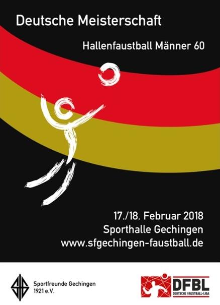 Deutsche Hallenmeisterschaft 2018 Männer 60