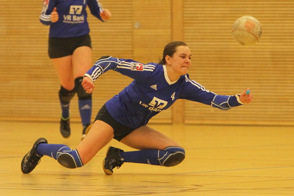 ASV-Angreiferin Pia Neuefeind (Foto: DFBL/Stöldt)