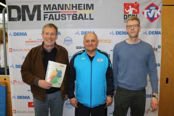 Franz-Joachim van Dawen – Hans Retsch – Thorsten Wiemer; Foto: Petra den Dulk