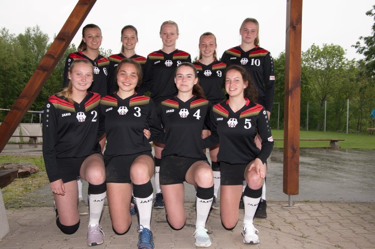 Nationalkader U18 Frauen Dfbl