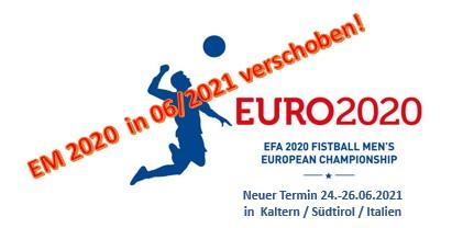 EFA 2020 Men's European Championship Italy
